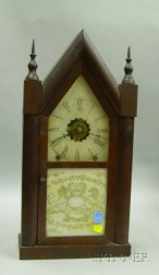 """Sharp Gothic"" or Steeple Clock"
