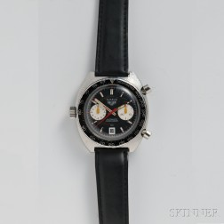 "Heuer Autavia ""Viceroy"" Automatic Chronograph Wristwatch"