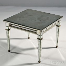 Modern Baroque-style Table, Possibly Serge Roche