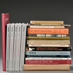 Twenty-six Books on Chinese Art in Private Collections