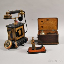Three Early Communication Instruments