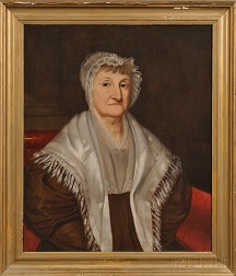 Portrait of Abigail Seward