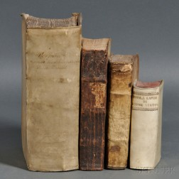 Early Continental Imprints, Four Volumes, 1613-1657.