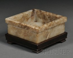Square Jade Planter
