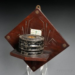 Confederate Vice President Alexander Stephens's Inkwell