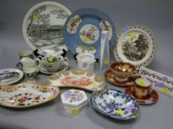 Twenty-two Assorted Wedgwood Ceramic Items