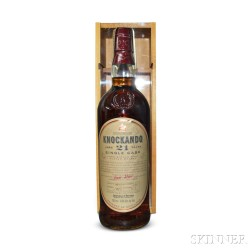 Knockando 21 Years Old 1973, 1 750ml bottle (owc)