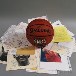 Collections of Sports Autographs