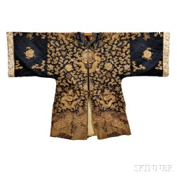 Embroidered Formal Dragon Robe