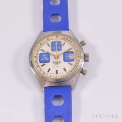 Heuer Automatic Chronograph Wristwatch