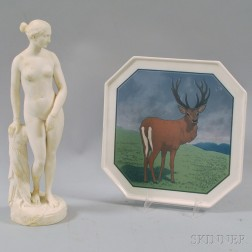 Two Decorative Items