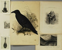 Collection of Unframed Prints