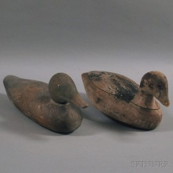 Two Duck Decoys