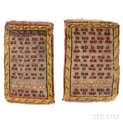 Pair of Anatolian Spindle Bags