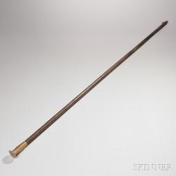 Steel and Brass Blowpipe