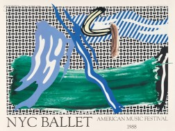 Seventeen Miscellaneous Posters from the New York City Ballet and American Ballet      Theatre