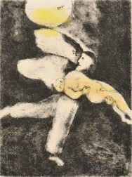 Marc Chagall (French/Russian, 1887-1985)      The Creation of Man