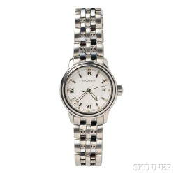 Lady's Stainless Steel Wristwatch, Blancpain