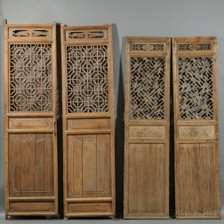 Two Pairs of Doors