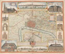 (Atlas, Composite, Germany and World), Visscher, Nicholaus, De Witt, Frederick, and   Others