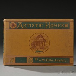 Fuller, Albert W. (1854-1934) Artistic Homes in City and Country