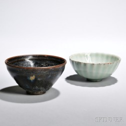 Two Small Ceramic Bowls