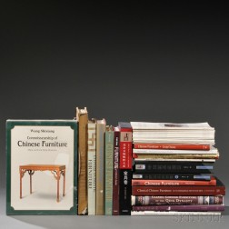 Thirty Publications on Chinese Furniture