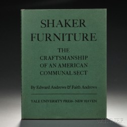 Shaker Furniture: The Craftsmanship of an American Communal Sect
