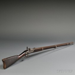 Needham Conversion of a Model 1861/63 Rifle-musket