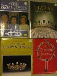 Group of Seven Jewelry Books