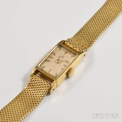 Ebel 18kt Gold Lady's Wristwatch