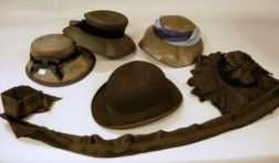 Group of Vintage Hats