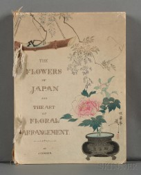 Conder, Josiah (1852-1920) The Flowers of Japan and the Art of Floral Arrangement