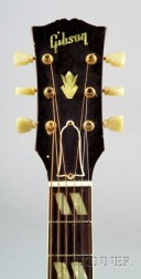 American Guitar, Gibson Incorporated, Kalamazoo, 1957, Model J-185