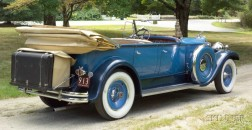 *1930 Packard Deluxe Eight Phaeton, Vin # 185236, Model 740