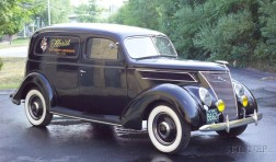 *1937 Ford Sedan Delivery Vin # 183642529