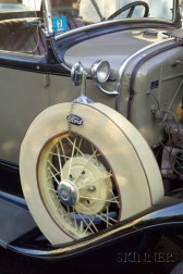 *1931 Ford Deluxe Roadster, Vin # A2986171