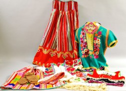 Group of Mostly Mexican Textiles