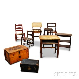 Group of Assorted Furniture