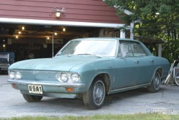 1966 Chevrolet Corvair, VIN # 105396W182420