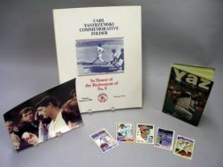 Twenty-three Assorted Carl Yastrzemski Collectibles