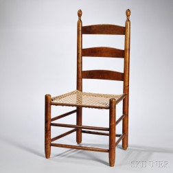 Shaker Youth's Chair