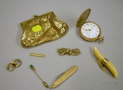 Group of Estate Jewelry and Accessories
