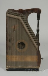 Musical Guitar Harp by Home Education Co.