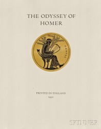 Homer (c. 8th Century BC) The Odyssey