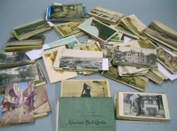 Collection of Mostly Early 20th Century Postcards