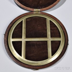 A. Abraham Full Circle Protractor