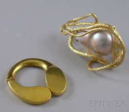 Two Pearl Enhancers