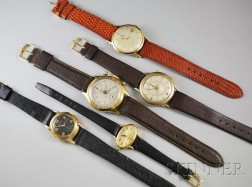 Five Wristwatches