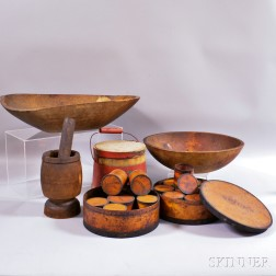 Group of Assorted Domestic Items